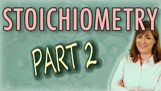Chemistry: Stoichiometry Part 2: Mass To Mass Conversions | Homework Tutor