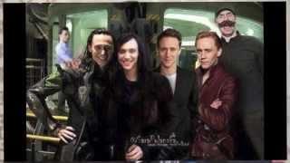 "Tom Hiddleston ""Love You Like A Love Song Alias Radio Mix"""