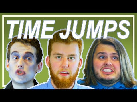 My friends made a Comedy Short Film with Time Jumps to make fun of how Comedy Short Films use Time Jumps. Enjoy.