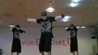 B.J Dance Complex - 2NE1 - Try to Copy Me