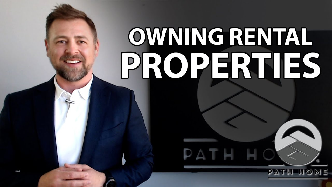 3 Reasons Why You Should Own Rental Properties