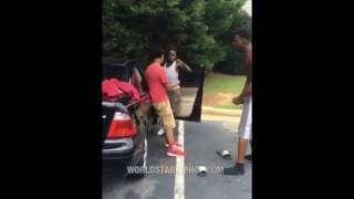 Boy Gets Jumped For Snitching On His Mans