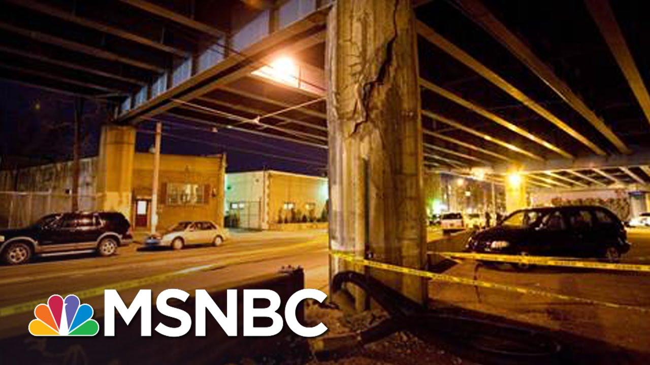 Chris Matthews: US Transit Systems 'A Disaster' | Hardball | MSNBC thumbnail