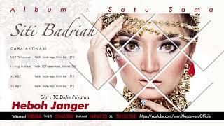 Gambar cover Siti Badriah - Heboh Janger (Official Audio Video)