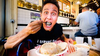 Pike Place Market - AMERICA'S #1 CHOWDER + Must-Eat Market Tour in Seattle | American Food!