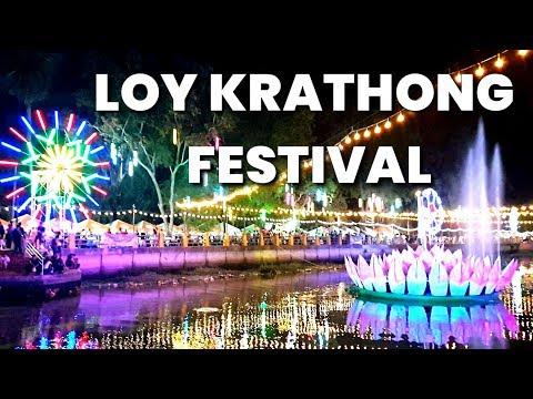 LOY KRATHONG FESTIVAL IN THAILAND | PART 2