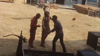 Cowboy Stunt Show