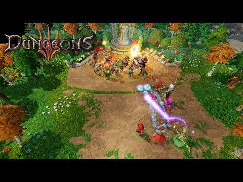 Dungeons 3 - Gameplay Trailer (EU) thumbnail