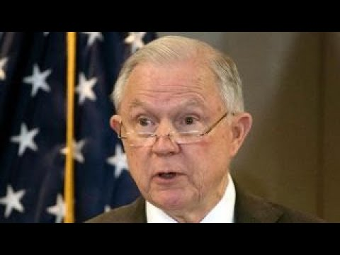 Jeff Sessions defends Trump firing James Comey