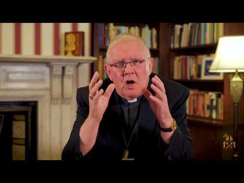 Why Jesus Matters In Modern Australia? – Archbishop Mark Coleridge (Facebook Live)