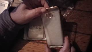 Чехол для Samsung Galaxy S8/S8 плюс. от компании Интернет-магазин-Модной дешевой одежды. - видео