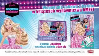Seria książek Barbie Rockowa Księżniczka