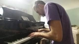 Zero 7 - This Fine Social Scene (Piano Cover)