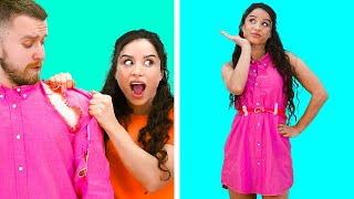 Reuse your Old Clothes!    Awesome Fashion Hacks And DIY Clothing Ideas