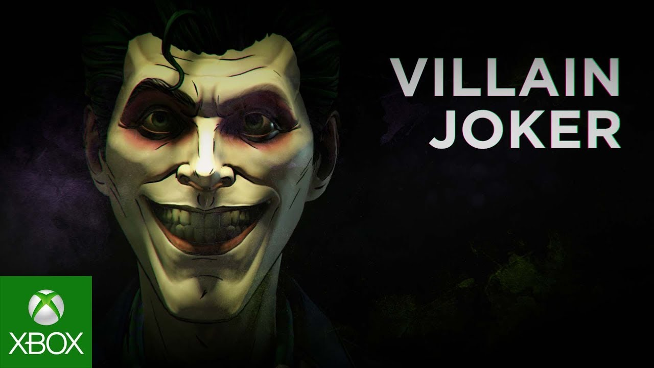 Video forThe Two Faces of Joker in Batman: The Enemy Within's Season Finale