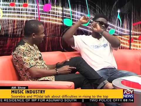 Music Industry - AM Show on JoyNews (2-4-18)