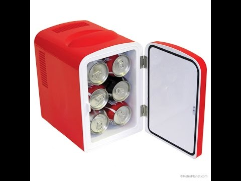 Mini Kühlschrank Mit Glas : Coca cola minikühlschrank kaufen günstig im preisvergleich