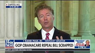 Donald Trump and Rand Paul Have a Plan for Obamacare