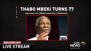 Thabo Mbeki's 77th Birthday Celebration