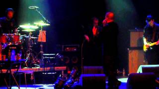 Gavin Friday - Another blow on the bruise live at the 013 Tilburg 10/08/12