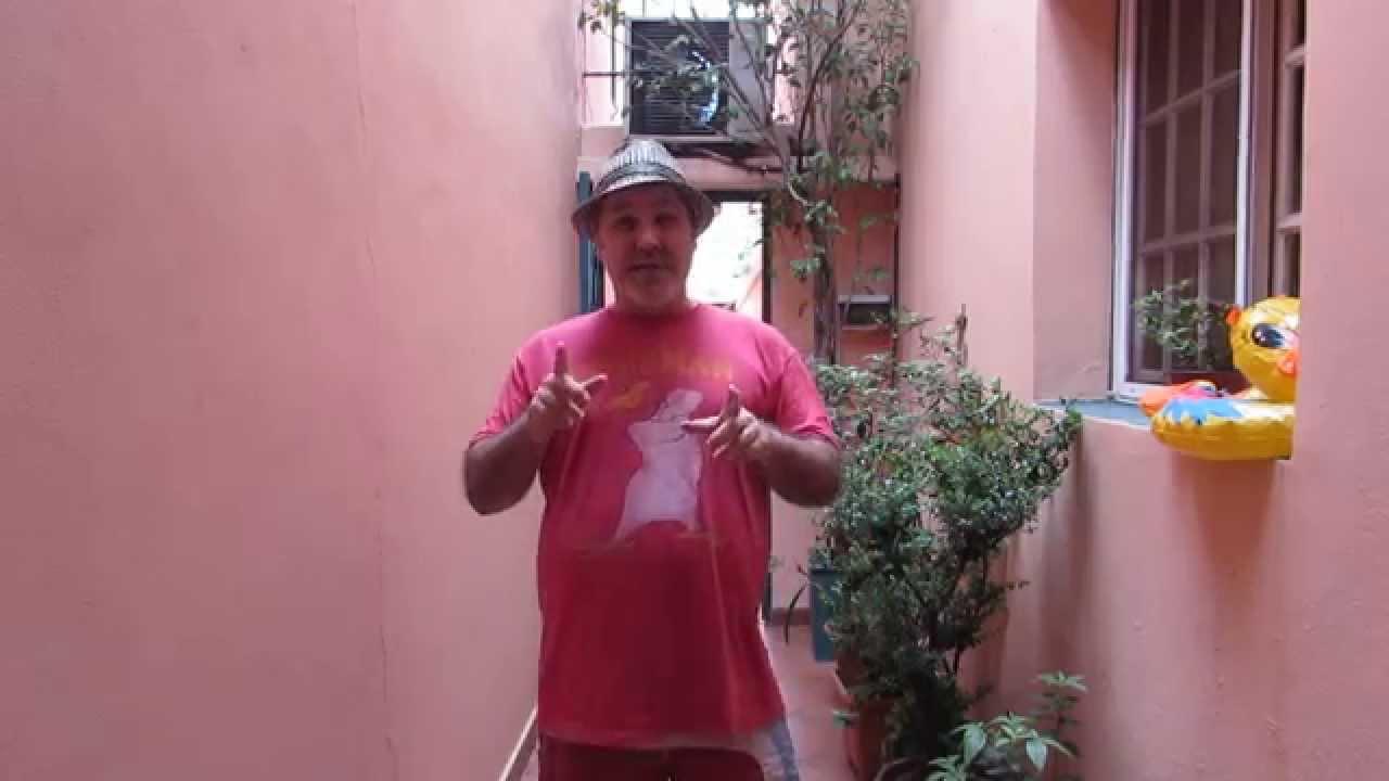 Gabriel Federico acepto el desafío de la asociación ELA (Esclerosis Lateral Amiotrófica)