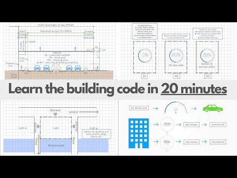 Master the building code in 20 minutes!