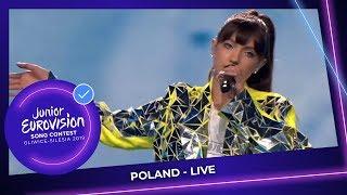 Poland 🇵🇱   Viki Gabor   Superhero   LIVE   Junior Eurovision 2019