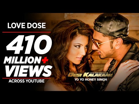 Download Exclusive: LOVE DOSE Full Video Song | Yo Yo Honey Singh, Urvashi Rautela | Desi Kalakaar HD Mp4 3GP Video and MP3
