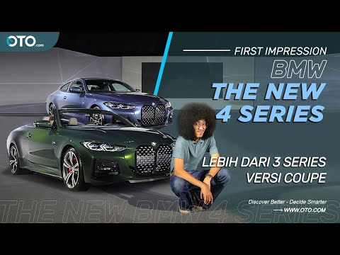The New BMW 4 Series | Istimewa Desainnya! | First Impression