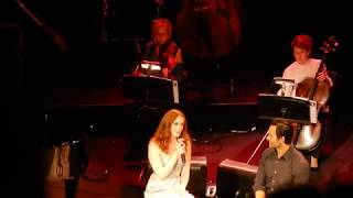Ramin Karimloo and Anna O'Byrne sing Once Upon Another Time !! [fancam]
