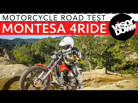 Montesa 4Ride review | Visordown Motorcycle Reviews