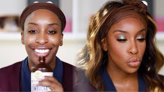Let's Get GLAM Together! Makeup + Outfit Too! | Jackie Aina