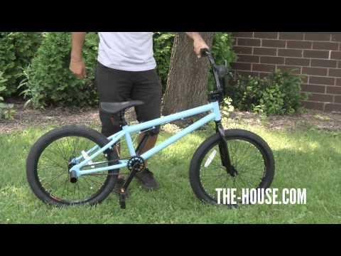 2013 Sapient Lumino Pro BMX Bike Review – The-House.com