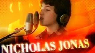 Nicholas Jonas on the recording studio: Dear God