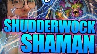 MATTEOHS | SHUDDERWOCK SHAMAN 5.0 | BOOMSDAY | HEARTHSTONE GAMEPLAY ITA
