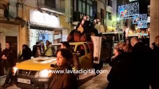 preview picture of video 'Cavalcada de Reis 2015 a Sant Celoni.'