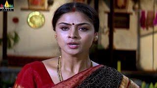Narasimha Naidu Movie Scenes   Simran Powerful Dialogues   Telugu Movie Scenes   Sri Balaji Video