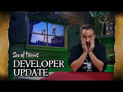 Official Sea of Thieves Developer Update: October 3rd 2019