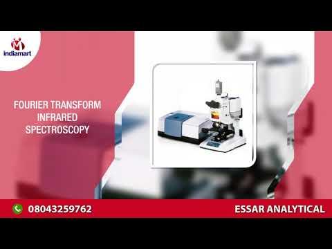 Essar Analytical - Wholesaler of HPLC System & Laboratory