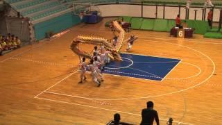 2013中華盃 卓蘭舞龍B隊