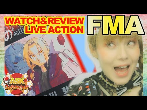 Fullmetal Alchemist Live Action movie 2017 REVIEW & REACT