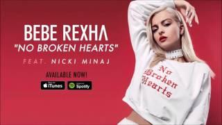 Bebe Rexha ft. Nicki Minaj - No Broken Hearts [Clean/Edited]