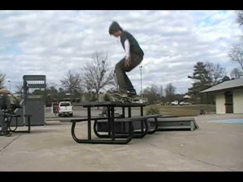 Tommy McManus Skateboarding Part II