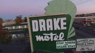 DSG 50 Daily Spa Guy Visits Grave Of Eddie Rabbitt And The Drake Motel