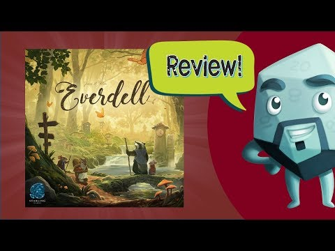 Everdell Review - with Zee Garcia