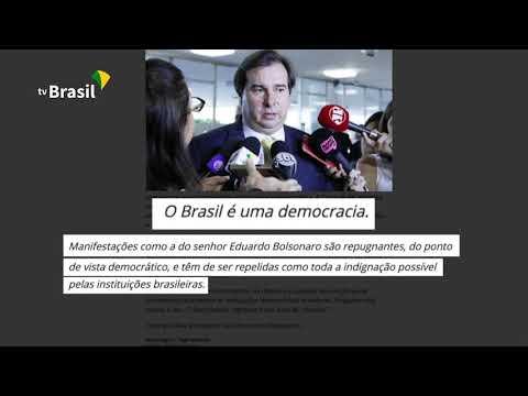 Deputado Eduardo Bolsonaro se desculpa por declaração sobre AI-5