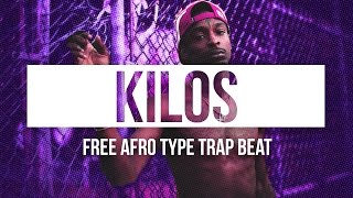 Afro Type Hard Hip Hop Club Trap Beat Instrumental 2017