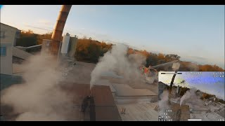 FPV Freestyle | Testing Video Setup in concrete: TBS Unify Pro32 HV & IBCrazy Pepperbox Extreme