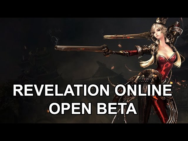 Revelation 天谕 Online Open Beta Registration