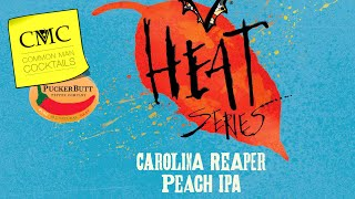 Flying Dog Carolina Reaper Peach IPA + White Peach Saison Beer Review